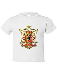 Camiseta niño ilustración tributo Selección Española ...