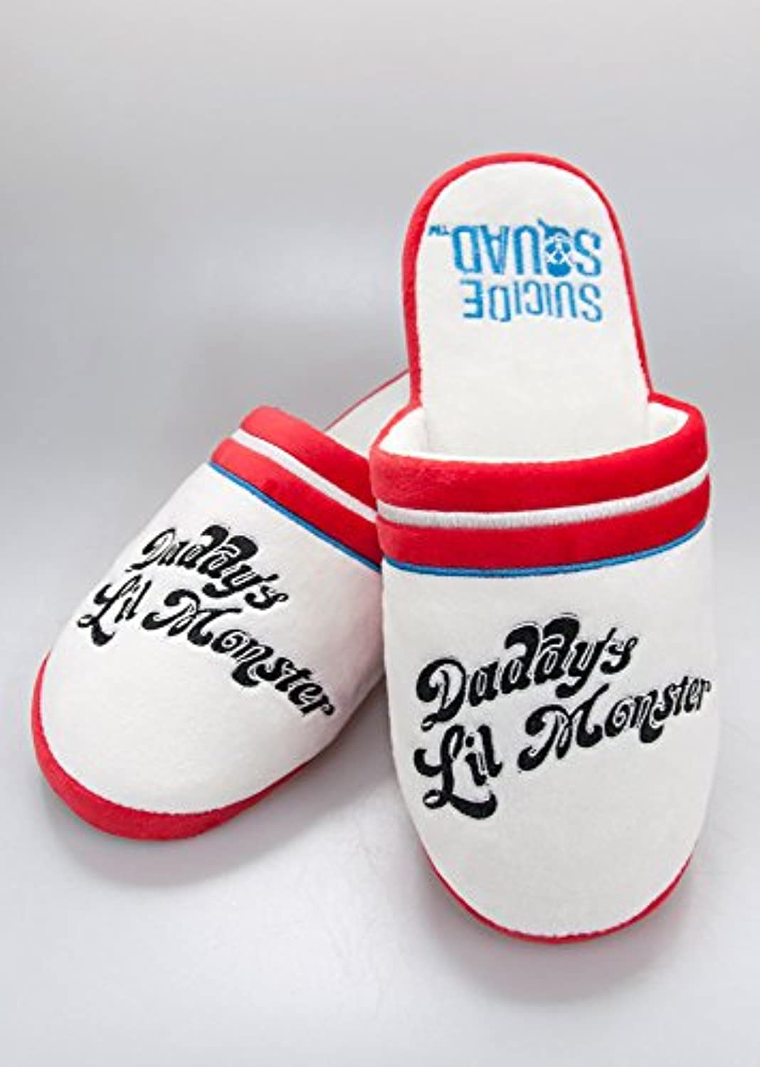 Suicide Squad Slippers Harley Quinn Daddy Size S Groovy bekleidung