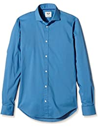 ESPRIT Collection Herren Businesshemd 026eo2f001-mit Stretch