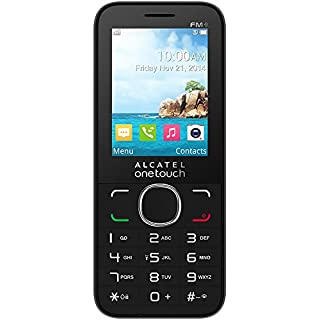 Alcatel GSM/20.45X 2045 Sim-Free Mobile Phone - Black