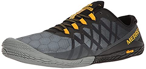 Merrell Vapor Glove 3, Running homme, Gris (Dark Grey) 48