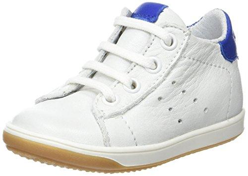 Little Mary Baby Jungen Bernard Sneaker, Weiß (Sauvag Blanc+Horizo), 20 (Schuhe Bernard Herren)