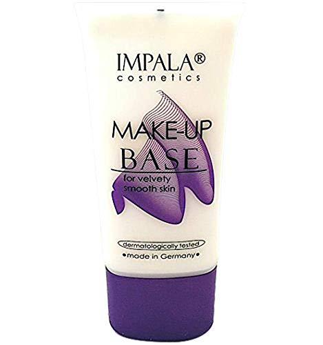 Impala Primer Blanca Base de Maquillaje Matificante para Piel Grasa y Mixta