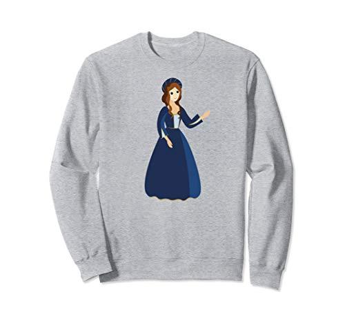 Paar-Kostüm Romeo & Juliet Halloween-Kostüm Juliet Sweatshirt (Romeo Und Julia Kostüm Halloween)