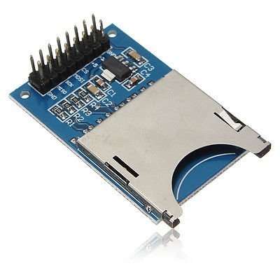 Modulo Lector SD para Arduino - SD CARD MODULE READER ARDUINO
