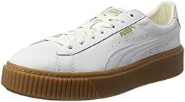 sneakers donna puma bianche