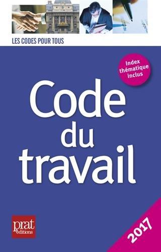 Code du travail par Prat Editions