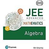 JEE Advanced Mathematics - Algebra|First Edition | By Pearson