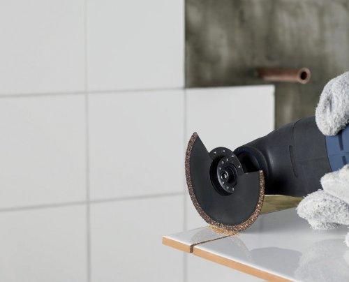 Bosch Professional Segmentsägeblatt ACZ 85 RT3 Starlock, Sägeblatt für Multifunktionswerkzeuge mit Starlock, 85 mm, langlebig, hohe Schnittqualität
