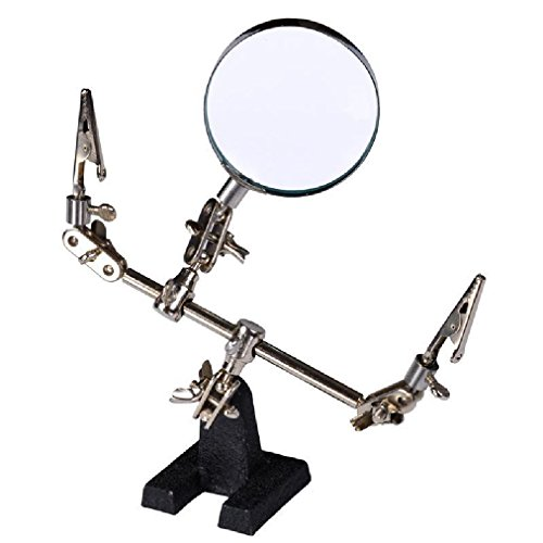 helping-hand-tool-modeling-kit-magnifying-glass-60mm-with-clips