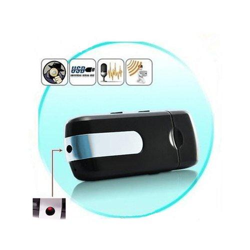 Flylink® Hotsale Spion versteckte USB Mini DV DVR U8 DISK Kamera Bewegung aktiviert Erkennung