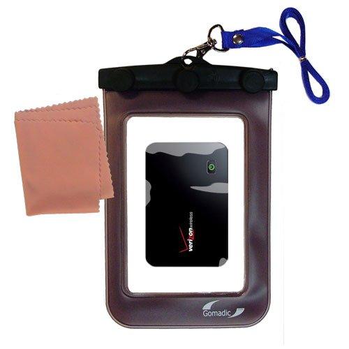 Wasserdicht Verizon-handys (Wasserfeste Outdoor-Tragetasche für die Verizon MiFi 2200)