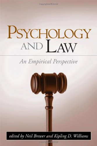 Psychology and Law: An Empirical Perspective