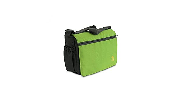 Brand new in bag Out n about nipper changing bag in raven black /& changing mat