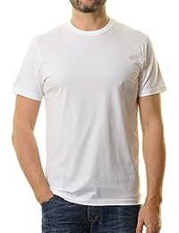 RAGMAN Herren RAGMAN Doppelpack - 2 T-Shirts mit Rundhals