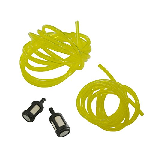 JRL 2FT Fuel Line Kraftstoff-Filter für fx26sce sst25ce Gas Trimmer Weed Eater Featherlite - Gas Line Trimmer