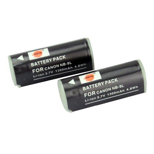 dster-2x-nb-9l-li-ion-bateria-para-canon-powershot-n-elph-510-hs-elph-520-hs-elph-530-hs-sd4500-is