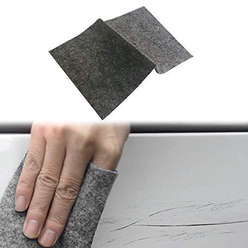 Reparador de arañazos para Coche Cuidado de la Pintura Paño Pulido Tela Car Scratch Remover para Reparar arañazos en el Coche, para Todo Tipo de Coches
