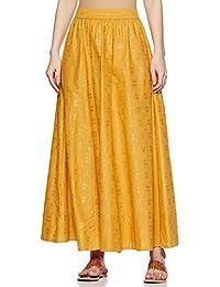 Aurelia Cotton Full Skirt
