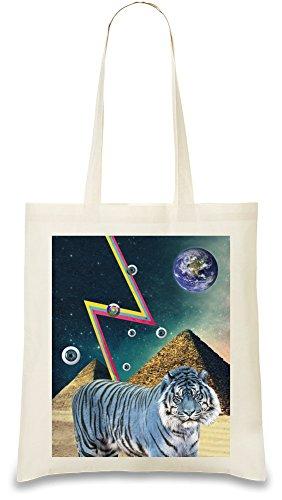 white-tiger-egypt-pyramids-custom-printed-tote-bag-100-soft-cotton-natural-color-eco-friendly-unique