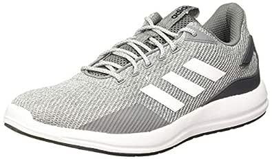 Adidas Men's EZAR 5.0 M VISGRE/SILVMT/FTWWHT Running Shoes-7 UK/India (40 EU) (CK9542_7)