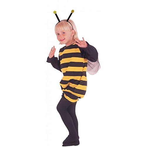Kostüm Baby Biene–Gelb (Bienen-baby-kostüm)