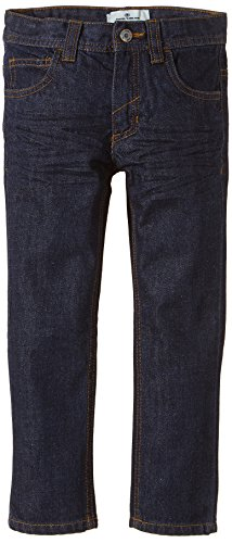 TOM TAILOR Kids Jungen Jeans nos denim tim authentic/407, Einfarbig, Gr. 116, Blau (rinsed blue denim 1100)