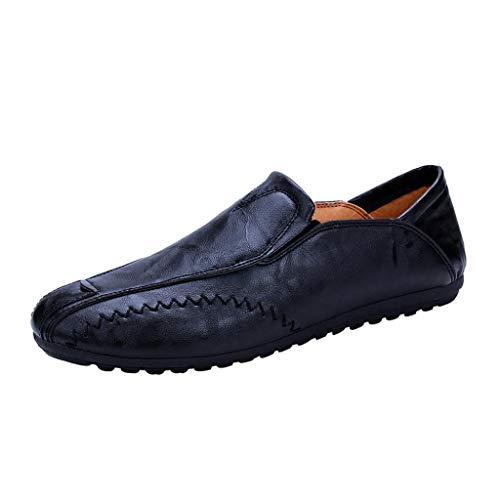 Chaussures Homme CIELLTE Mocassin Chaussure Plate sans Lacets Chaussures de Conduite Loisirs Mocassins Slip-on Slipper Pieds Nus