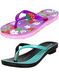 de6dbc67c84d80 Amazon.in  Last 30 days - Flip-Flops   Slippers   Women s Shoes ...