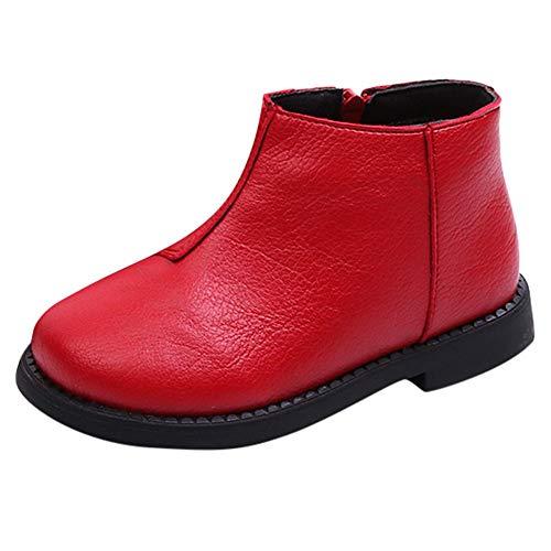 cc1cb9345bcc Binggong Chaussures Chaussures Bébé Bébé Enfants Mode Sneaker Enfants Garçons  Filles en Cuir Casual Running Chaussures