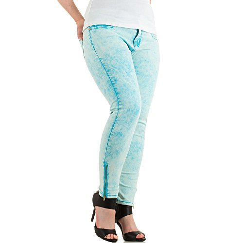 Ital-Design -  Jeans  - Donna Turchese