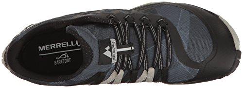 Merrell - Trail Glove 4, Scarpe da corsa Donna Black (Black)