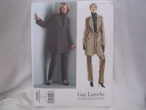 misses-misses-petite-jacket-and-pants-size-d-12-14-16-guy-laroche-paris-original-by-vogue