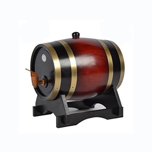 Pang Pang Hölzernes Fass - Minifass-Wein-Fass-Bier-Fass-hölzernes flüssiges, Das Eimer 3L-20L /...