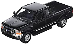 Welly Ford F350Pick-up 1999–22081bk, Scale 124Black