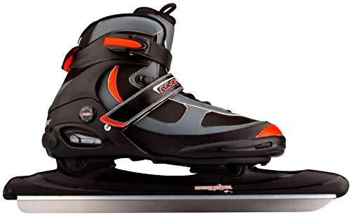 SCHREUDERS SPORT Inline Skate-Schuh Nijdam, weich, aus Polyamid 56 Black/Anthracite/Red