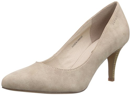 ESPRIT Rossy Pump, Damen Pumps, Pink (675 Dark Old Pink), 38 EU
