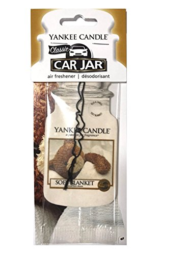 Yankee Candle Soft Blanket Classic Car Jar Prix