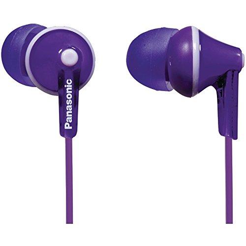 Preisvergleich Produktbild Panasonic rp-hje125-v hje125 Ergofit auriculares in-ear (violeta) electrónica de consumo