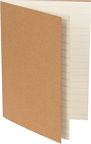 Journal Refills Lined, Set of 2 for Alohha Leather Diary - 190X110cm - 76 Pages (Lined-Lined) Test