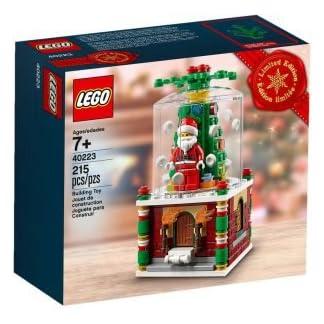 EXCLUSIVO Lego 40223 Limitada Set de navidad 2016 – Set Bola de nieve V29 a partir de 7 años