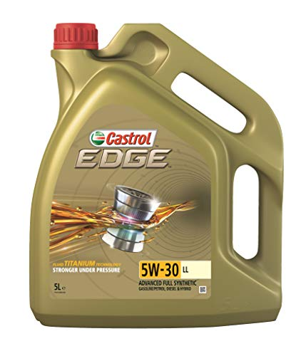 Castrol EDGE 5W-30LL Motoröl, 5 l