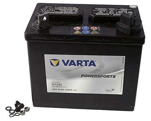 Batterie VARTA Powersports U1(9) für JOHN DEERE All Models [ inkl.7.50 EUR Batteriepfand ] - John 50 Deere-1