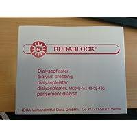 RUDABLOCK Druckpflaster 100 St Pflaster preisvergleich bei billige-tabletten.eu
