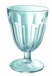 luminarc 1907201 verres pied roman 14 cl lot de 3 cuisine maison. Black Bedroom Furniture Sets. Home Design Ideas