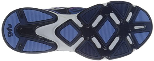 Ryka Devotion Plus Synthétique Chaussure de Marche Nvy-Bl