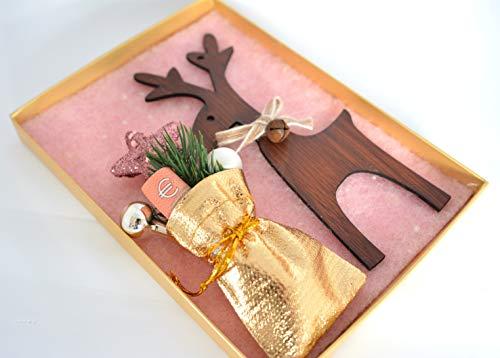 Frauen Geschenke Weihnachten.Edel Weihnachten Frauen Geld Geschenk Verpackung Schchtel Box Elegant Weihnachtsschachtel Geschenk Box