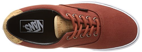Vans U Era , Baskets mode mixte adulte Marron (Cork Twill/Arabian Spice)