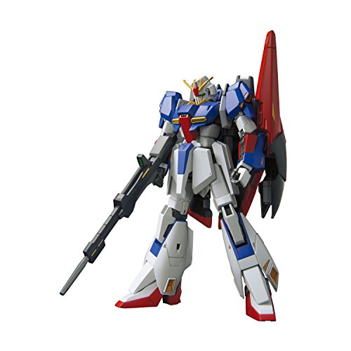 Bandai Hobby HGUC Zeta Z Gundam Model Kit (1/144 Scale) -