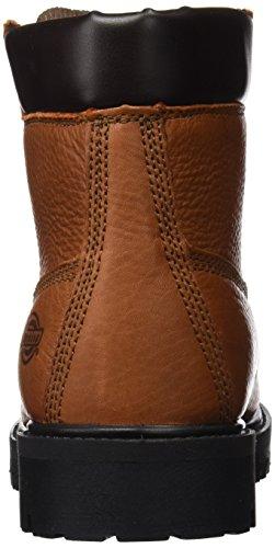 Dickies Herren Kurzschaft Stiefel South Dakota Braun (Mahogany)